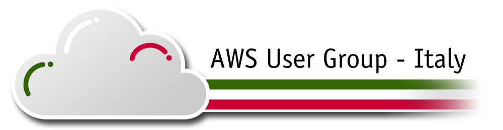 Logo AWS User Group Italy